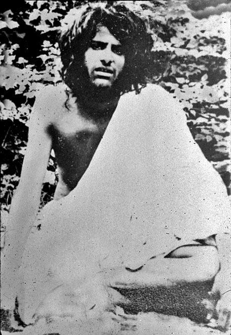 Young Maharajji