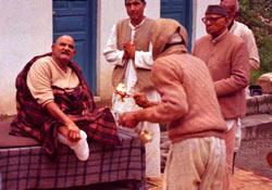 Neem Karoli Baba Neeb Karori Maharajji