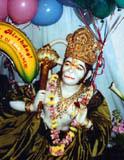 Hanuman Jayanti at Hanuman Temple, Taos, New Mexico 87571
