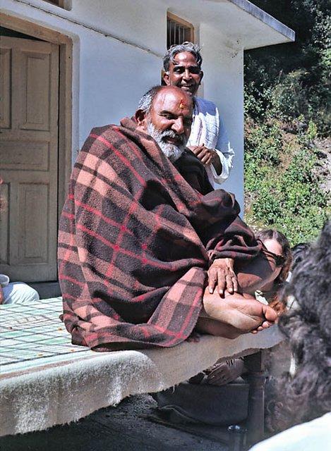 Neem Karoli Baba Maharajji