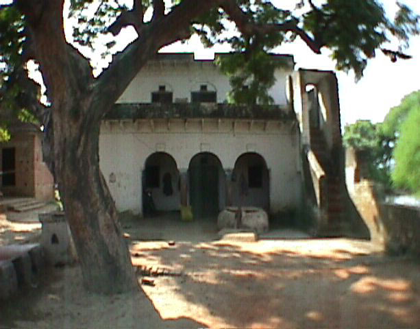 Akbarpur, U. P., Maharajji's Birthplace