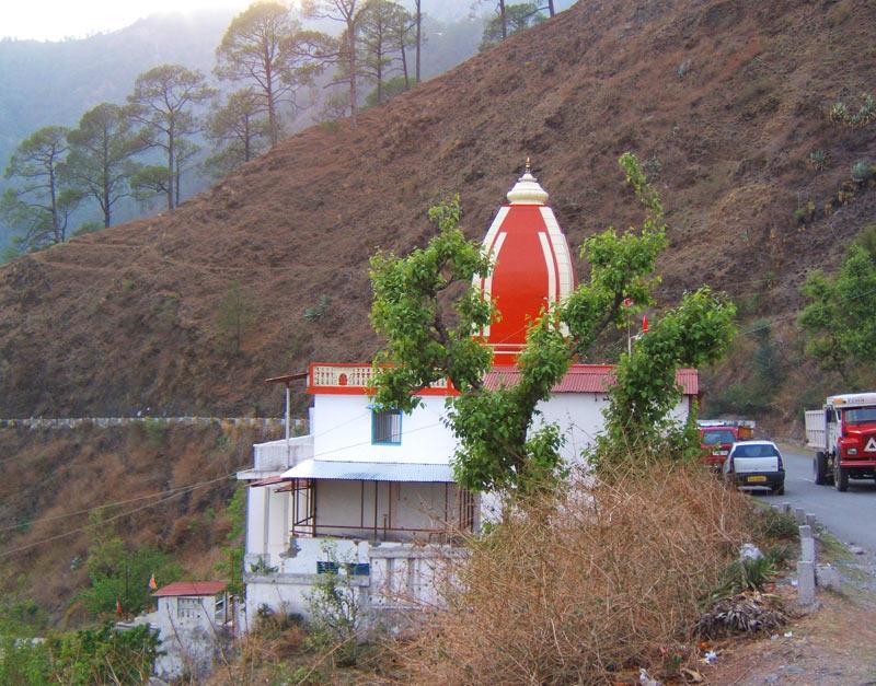 Maharajji's Bhumiadar Ashram, Uttarakand