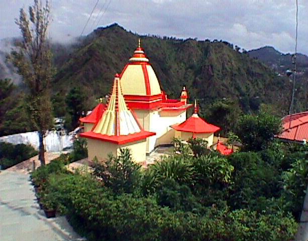 Maharajji's Hanumanghar Ashram, Naini Tal